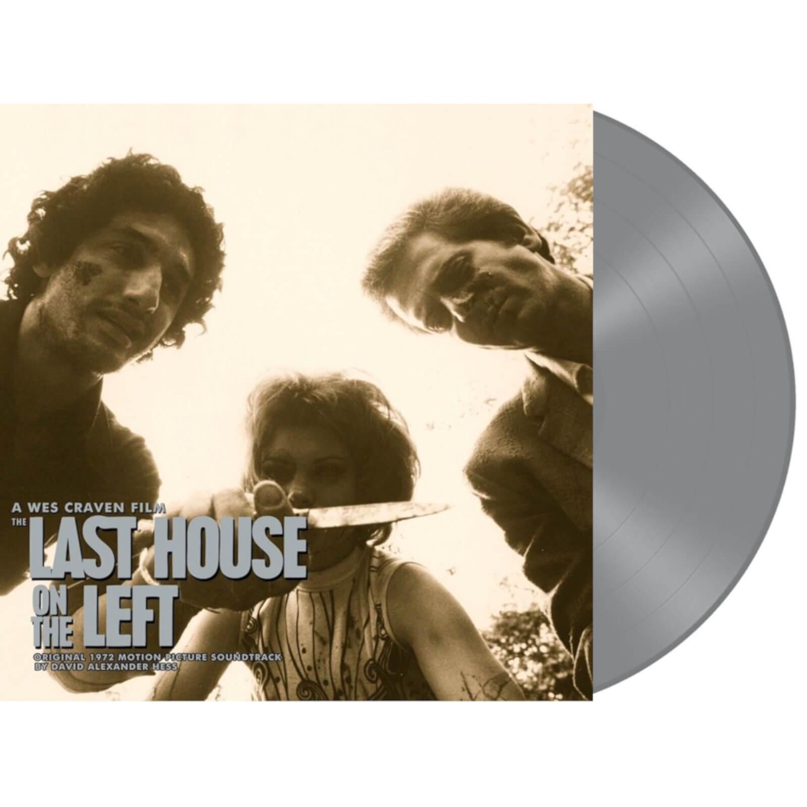 The Last House On The Left Original 1972 Motion Picture Soundtrack Zavvi Exclusive Silver Lp 100 Pieces Worldwide