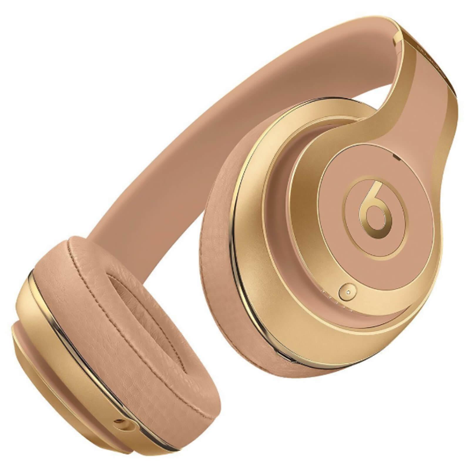 87adb4d0b20 Beats by Dr. Dre Studio 2 Wireless Noise Cancelling Headphones - Balmain  Limited Edition - Rose Gold Electronics | Zavvi