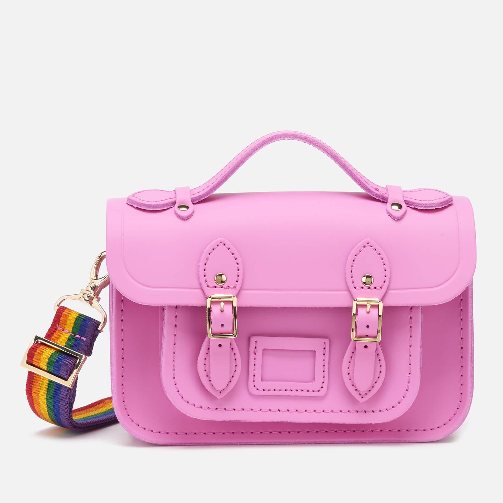 The Cambridge Satchel Company Women's Mini Satchel - Violet/Rainbow