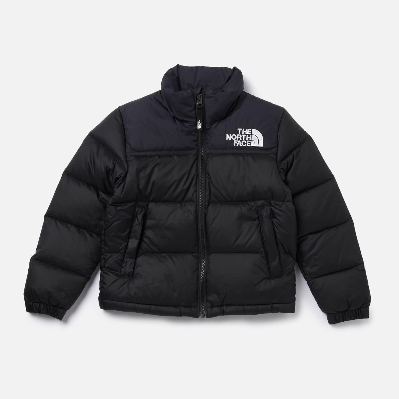 The North Face Boys' 1996 Retro Nuptse Down Jacket TNF Black