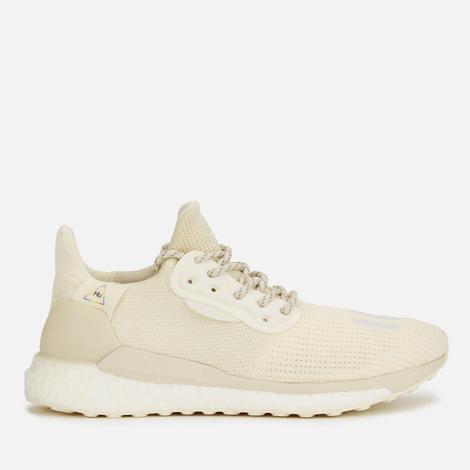 competitive price 0dd1b 6db3c adidas X Pharrell Williams Men's Solar HU PRD Trainers - Off White