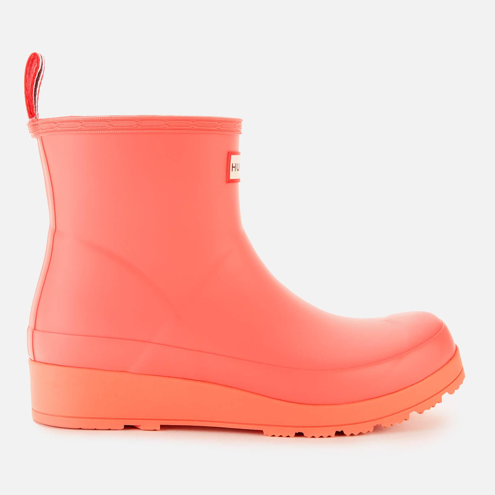 Hunter Women's Original Play Short Boots - Rhythmic Pink