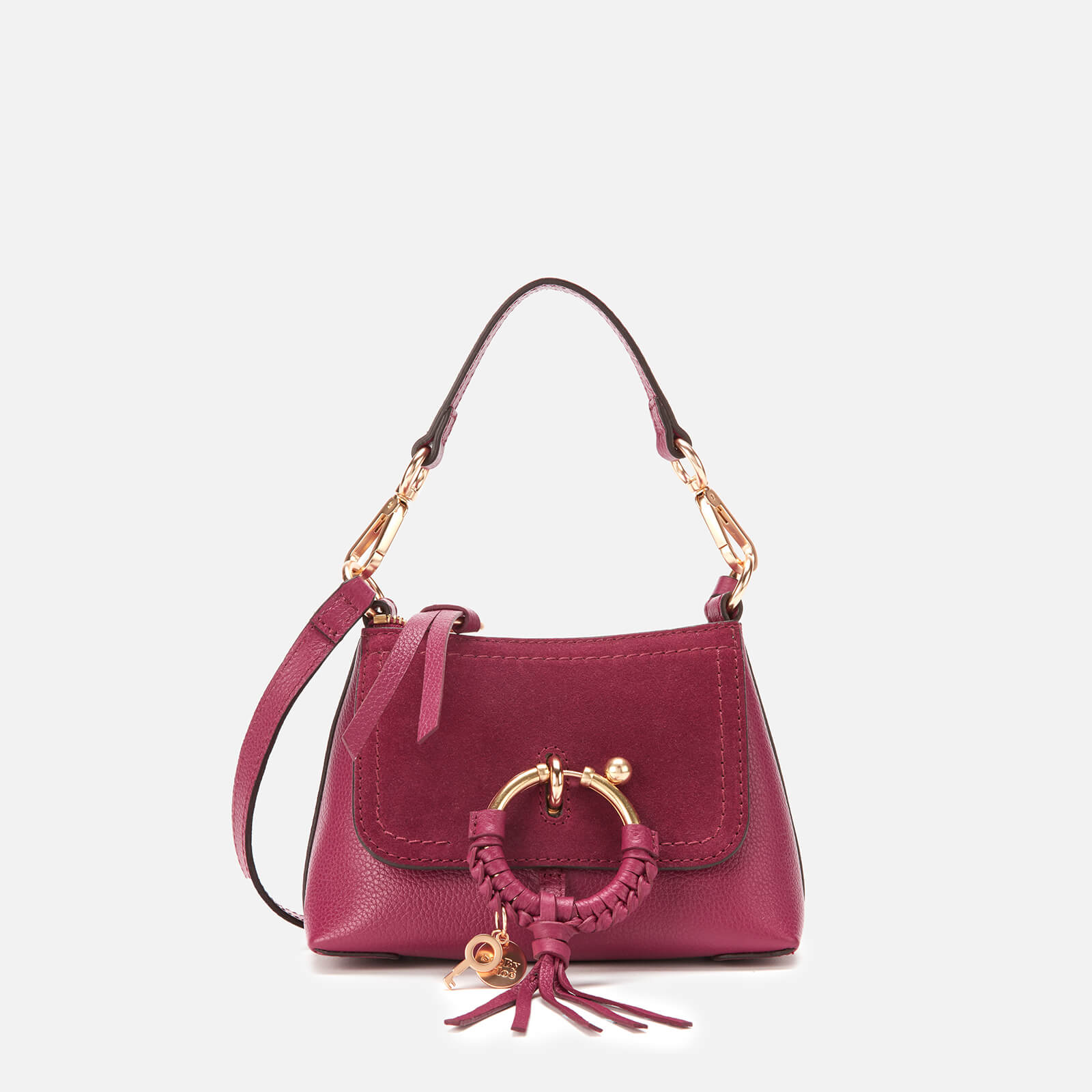 See By Chloé Women's Small Joan Bag - Sienna Rose