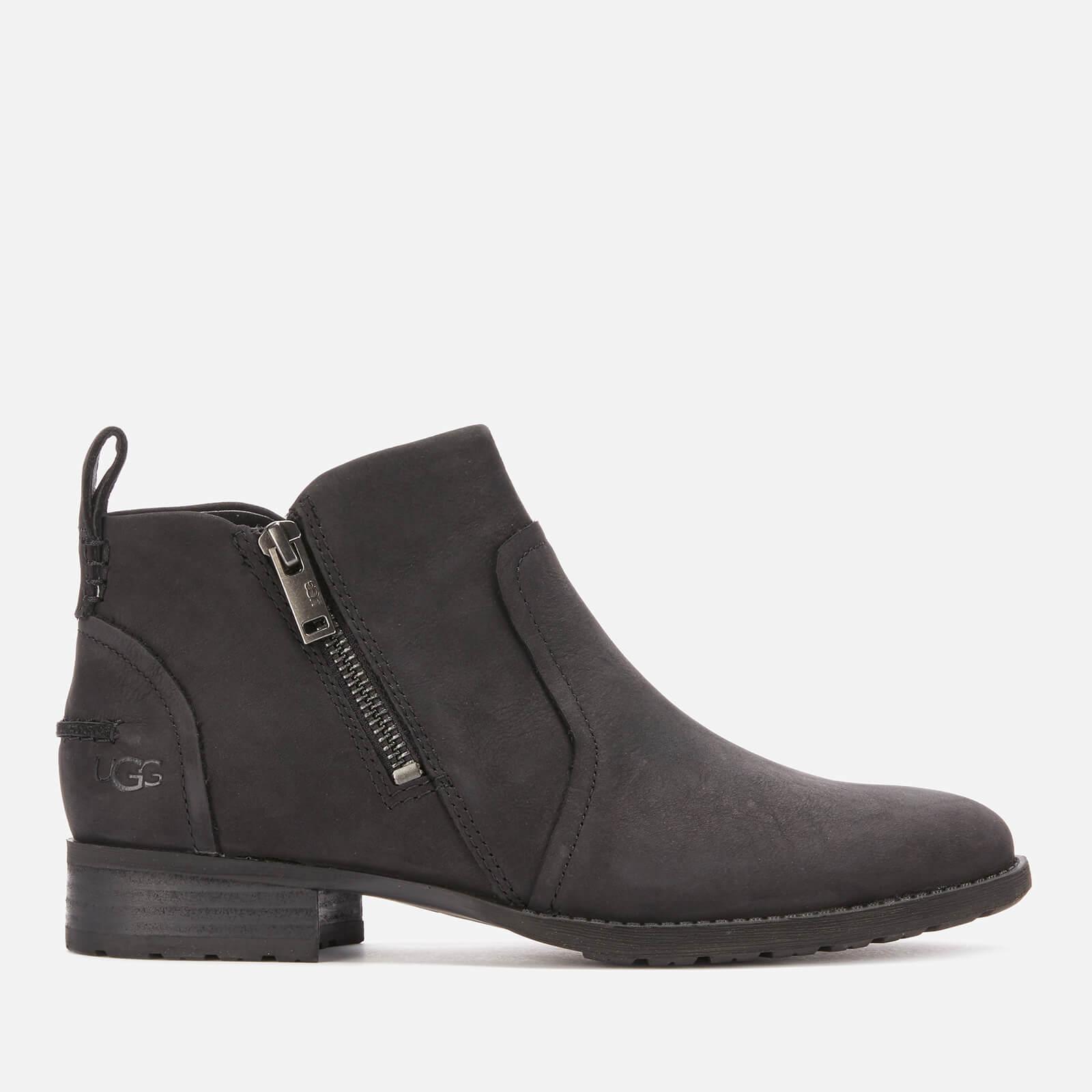 Aureo II Waterproof Ankle Boots - Black