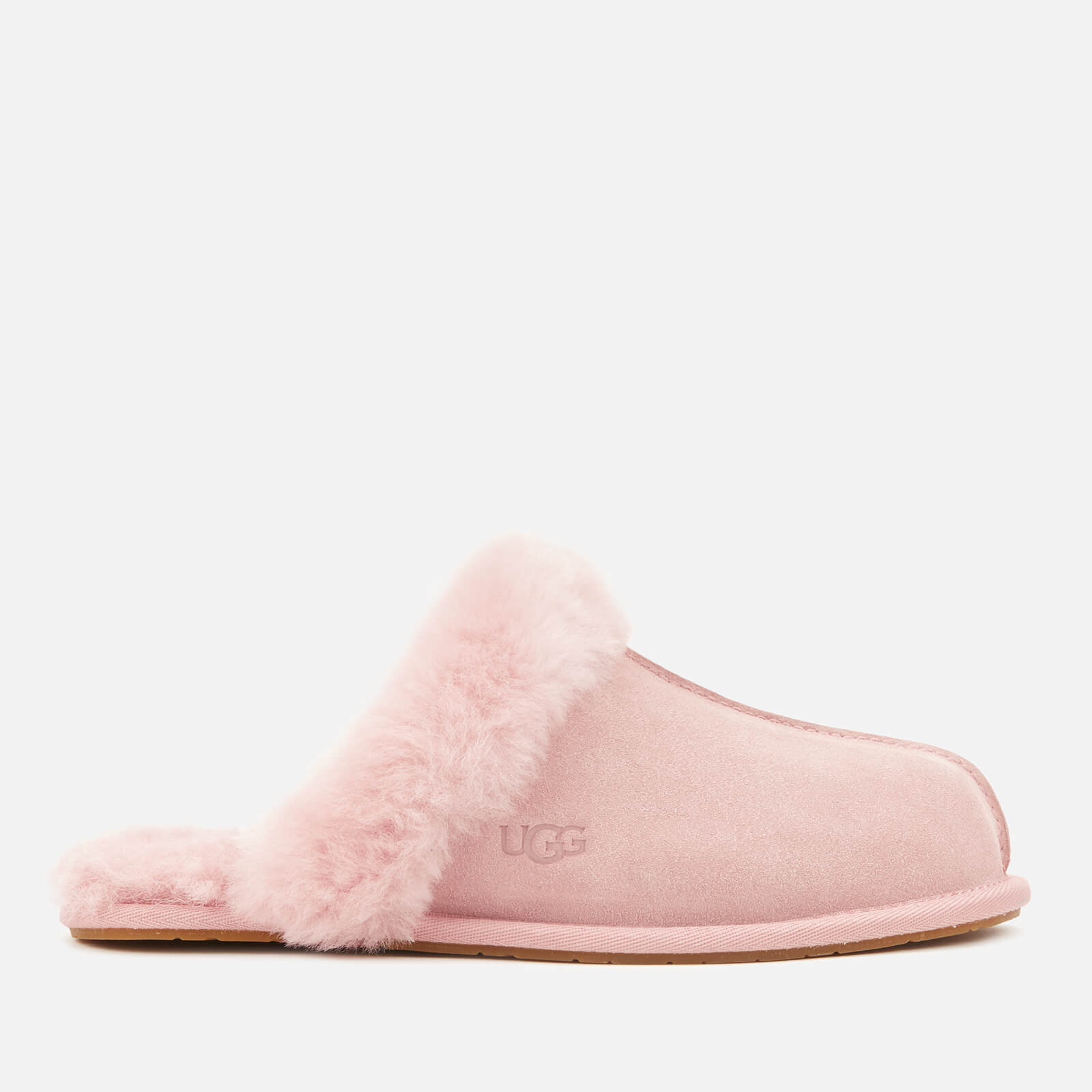 UGG Scuffette II Slippers Pink Crystal Flats