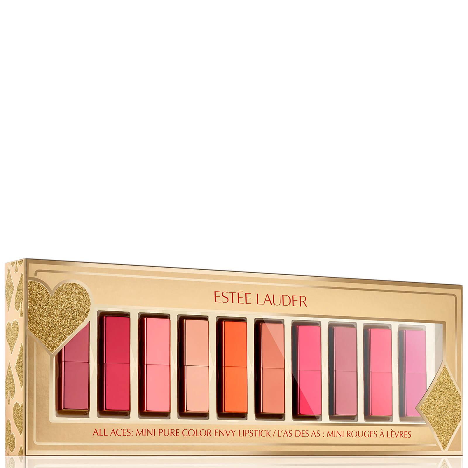 Estée Lauder Exclusive All Aces Mini Pure Color Envy Lipstick Collection