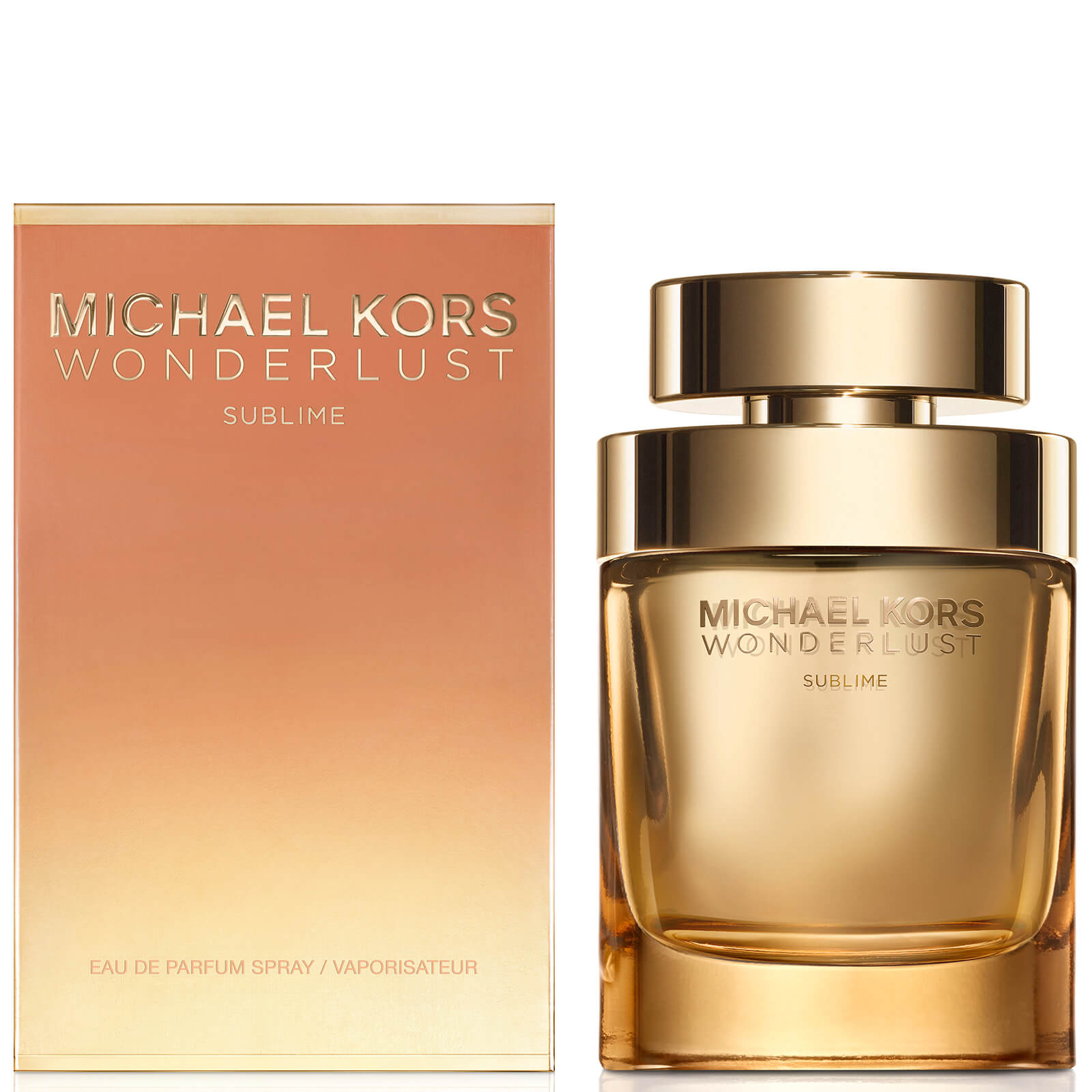 Michael Kors Wonderlust Sublime Eau de Parfum (Various Sizes)