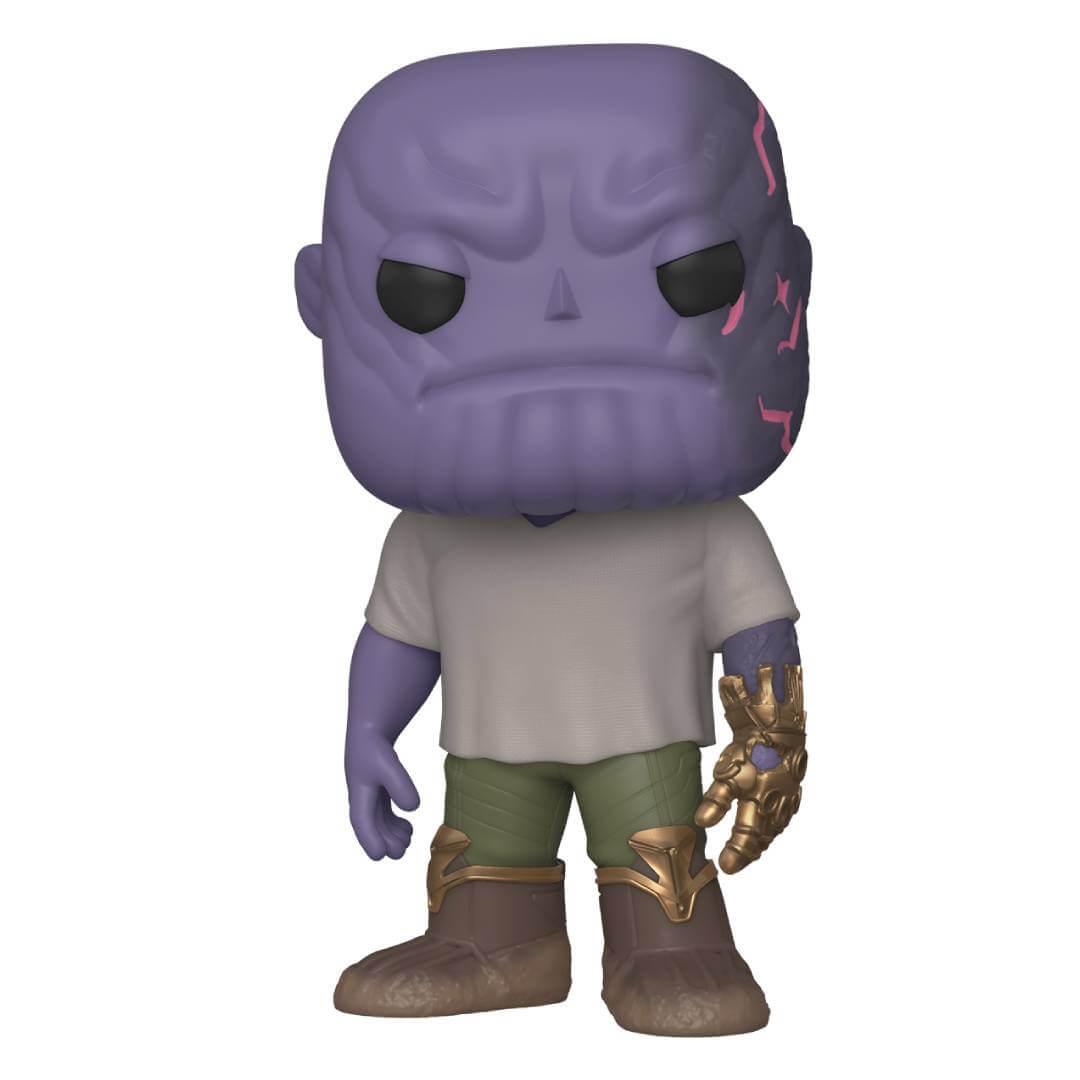 Thanos Vinyl Figure Funko Pop Marvel Avengers Endgame