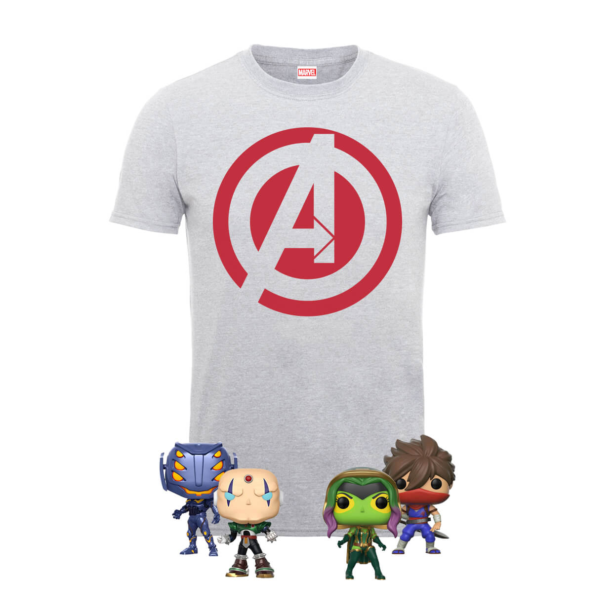0c816eba Marvel Vs Capcom Bundle - Team Marvel Clothing | Zavvi