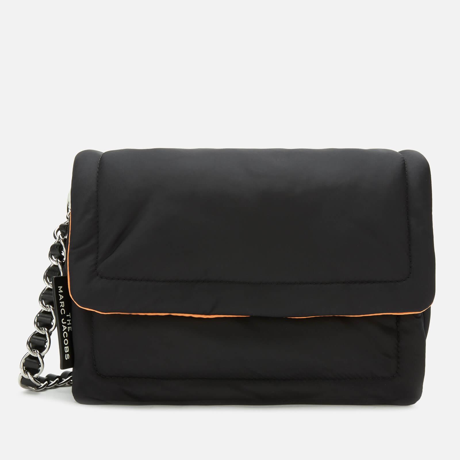 Marc Jacobs Women's The Nylon Pillow Bag - Black