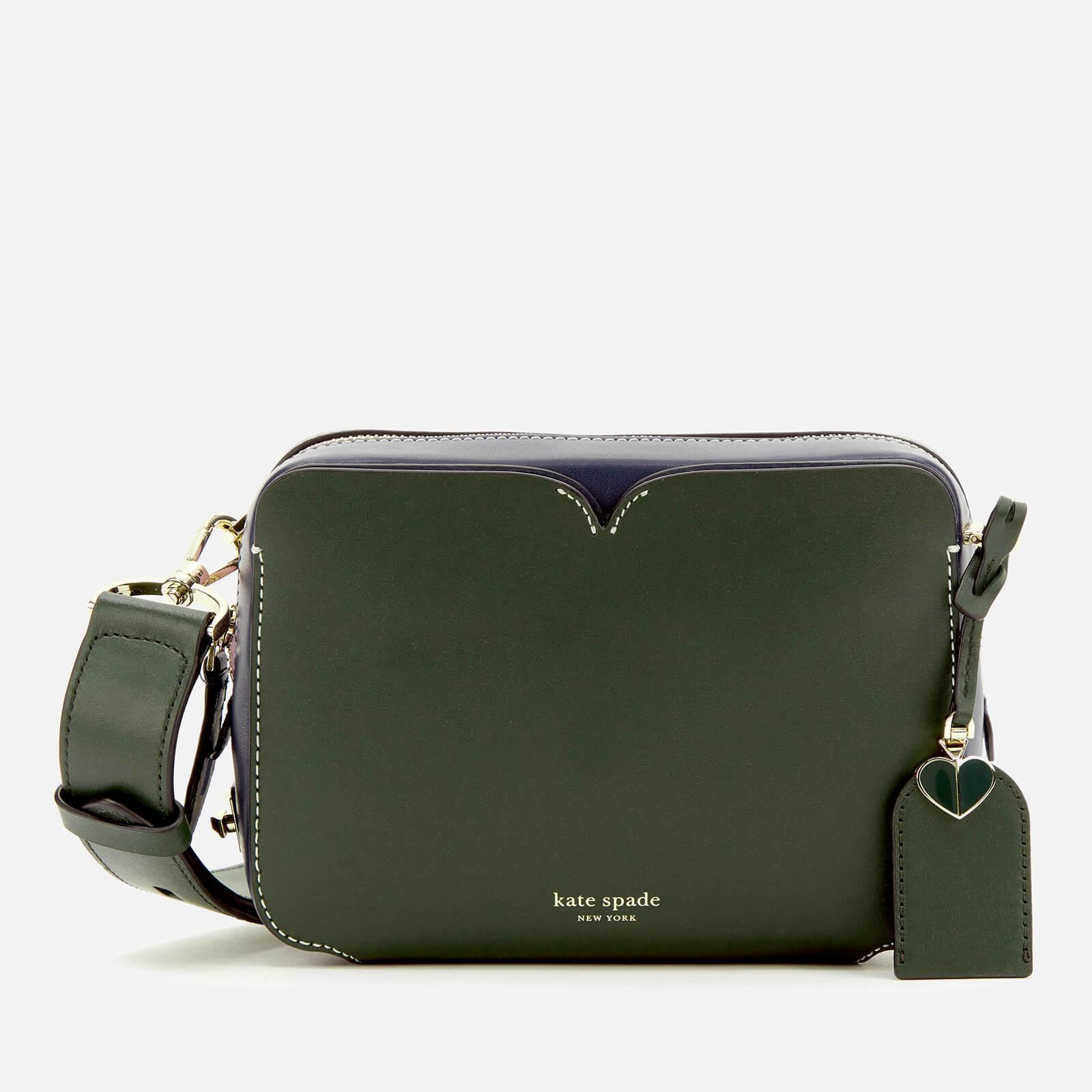 Kate Spade New York Women S Candid Medium Camera Bag Deep Evergreen