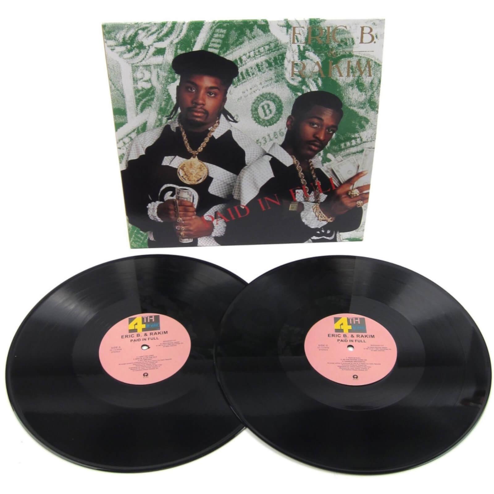 Eric B  & Rakim - Paid In Full LP Set