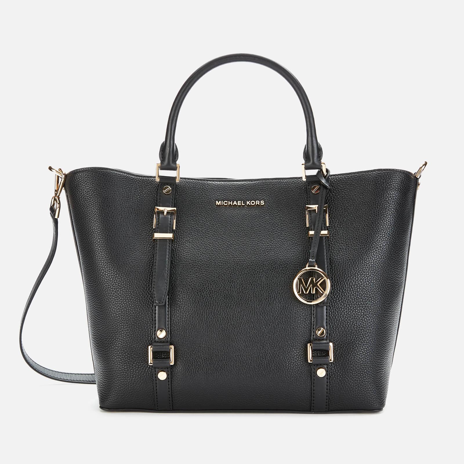 MICHAEL MICHAEL KORS Women's Bedford Legacy Large Grab Tote Bag - Black