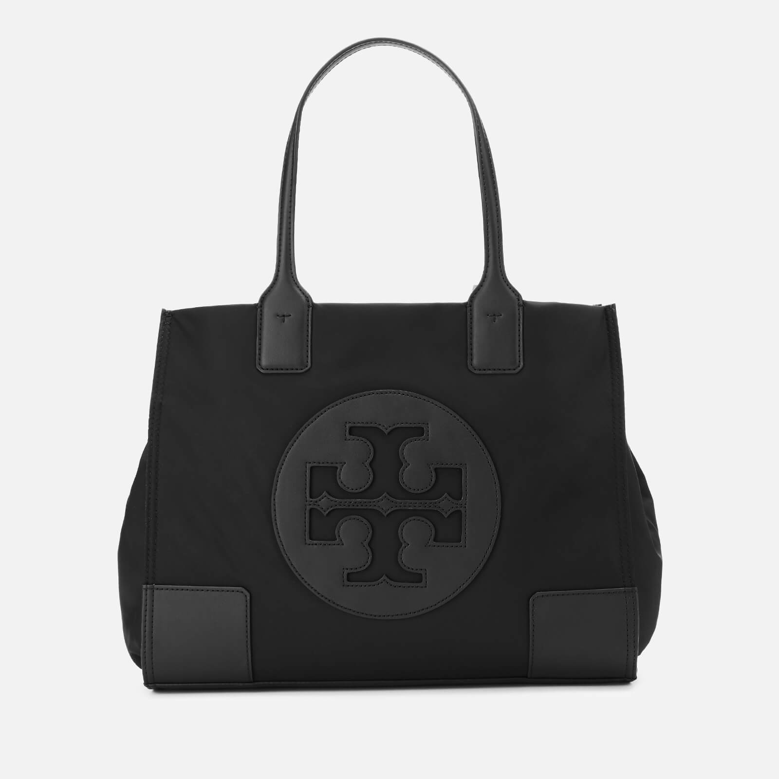 Tory Burch Women's Ella Mini Tote Bag - Black