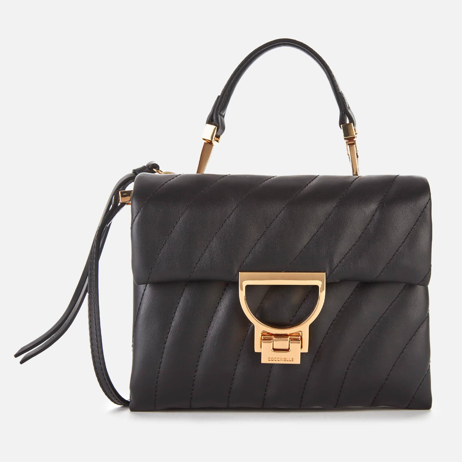 Coccinelle Women's Arlettis Matelasse Cross Body Bag - Black