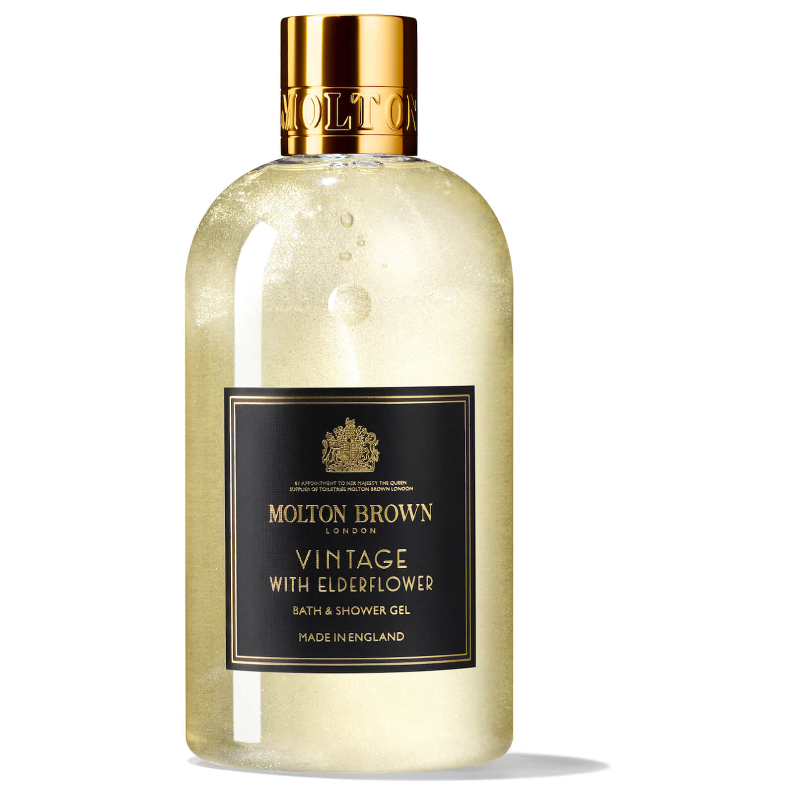 Molton Brown Vintage with Elderflower Bath and Shower Gel 300ml