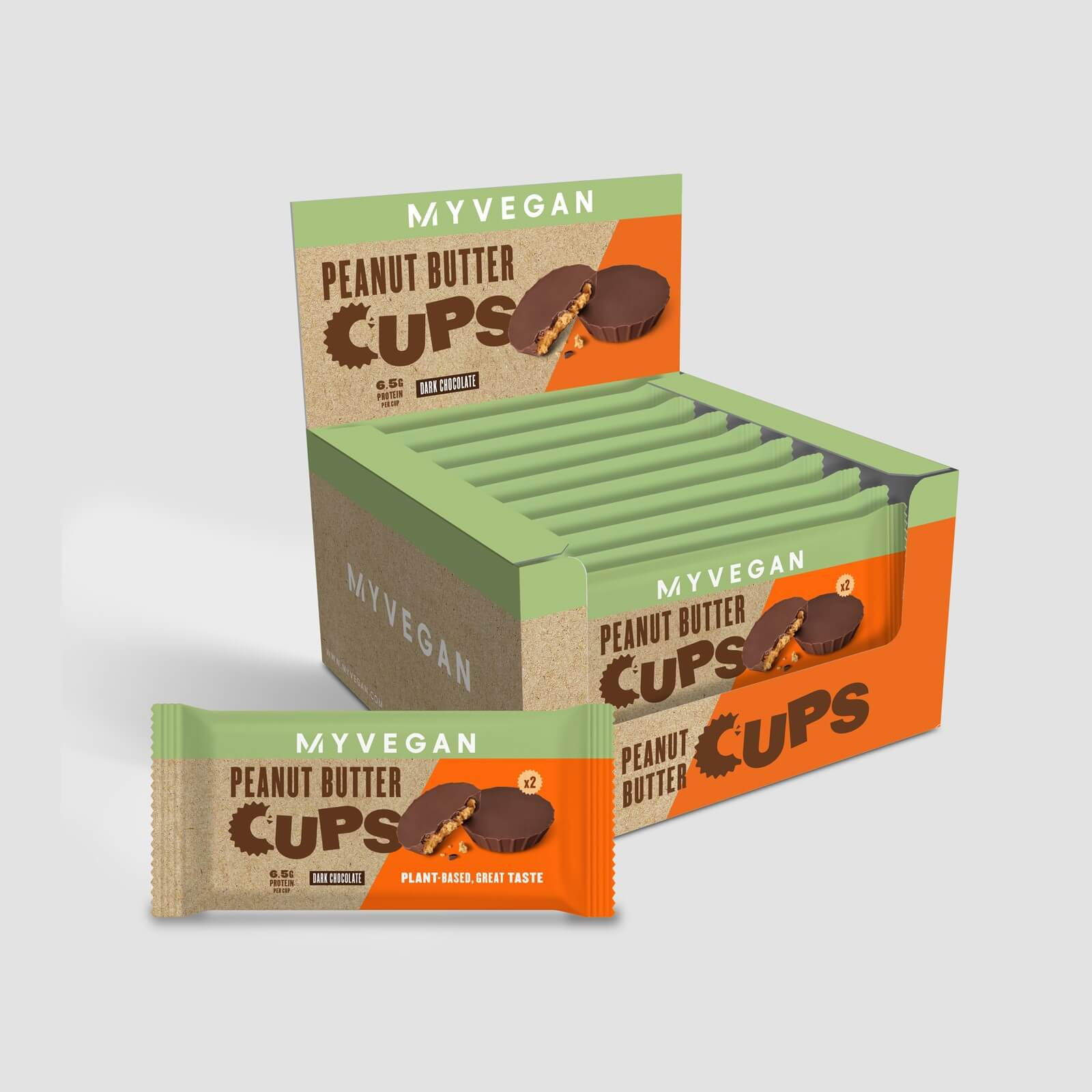 Vegan Peanut Butter Cups Vegan Snacks Myvegan