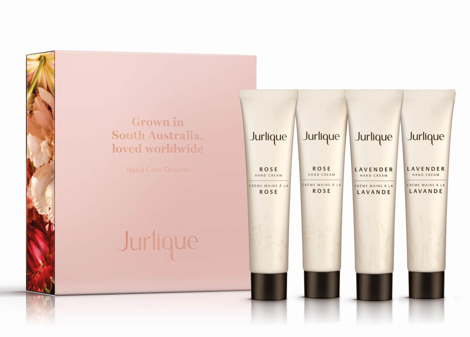 Jurlique Hand Care Quartet Set (Worth £72.00)
