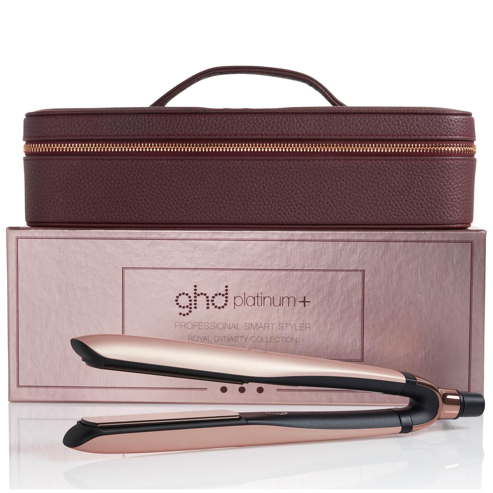 GHD Rose Gold Platinum Styler