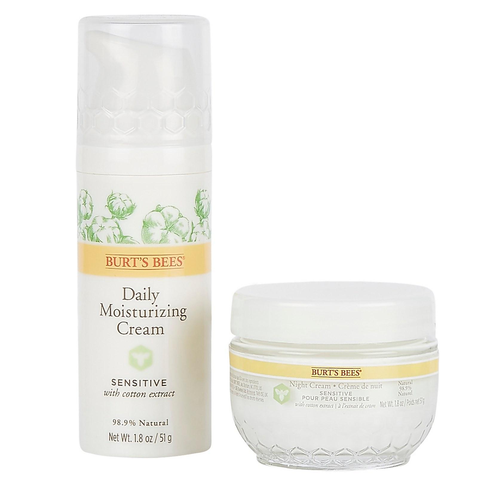 Sensitive Skin Day Night Cream Burt S Bees