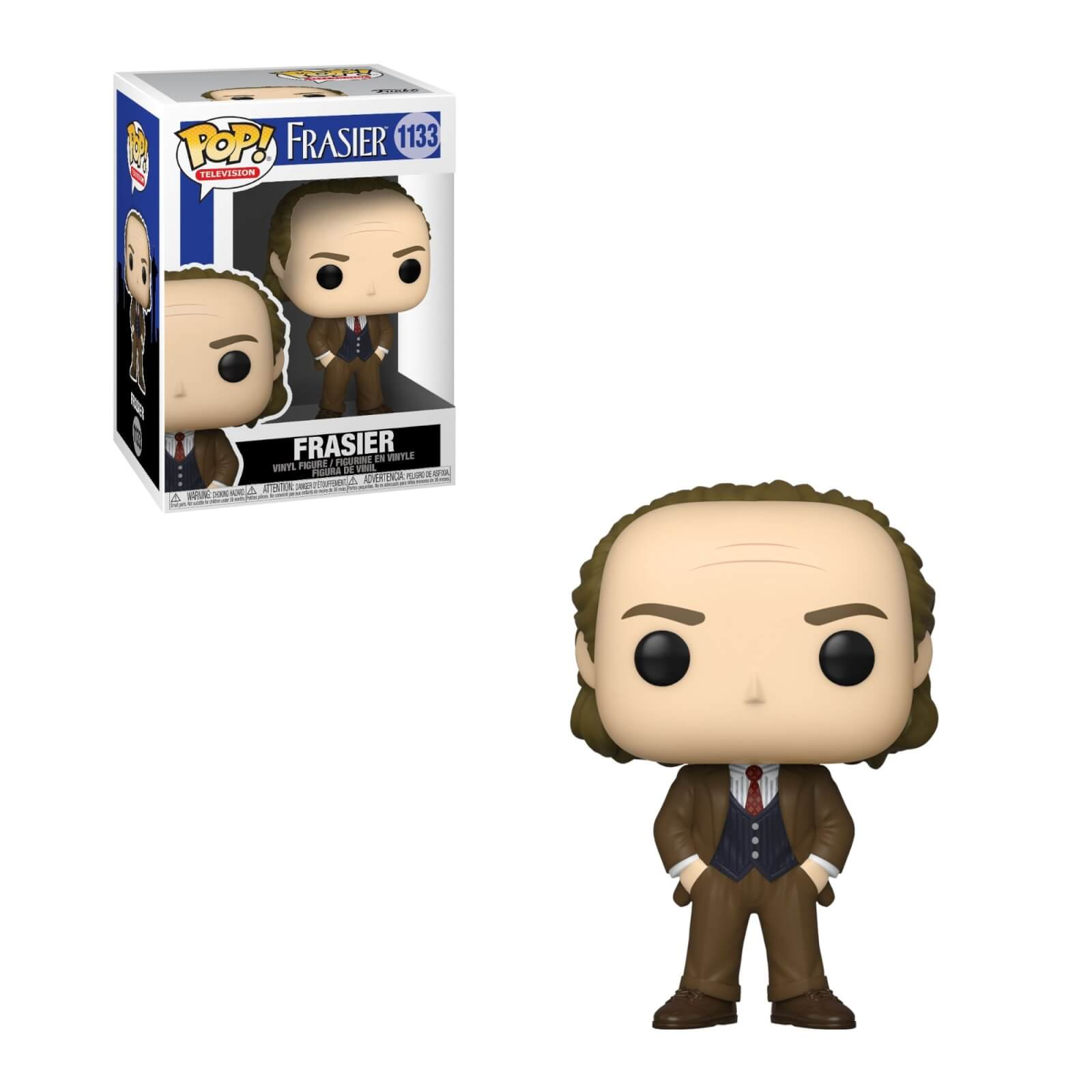 Frasier Funko Pop! Vinyl are now a thing!
