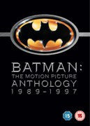 Batman: Motion Picture Anthology 1989-1997