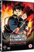 Fullmetal Alchemist Brotherhood Two (Episodes 14-26)