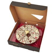 The Gourmet Chocolate Pizza Chocolate Lover's Pizza - 7 Inch