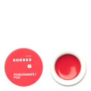 KORRES Natural Pomegranate Lip Butter 6g
