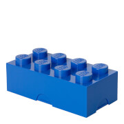 LEGO Lunch Box - Bright Blue