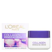 L'Oréal Paris Dermo Expertise Wrinkle Decrease Collagen Re-plumper Day Cream (50ml)