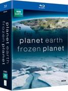 Planet Earth / Frozen Planet - Double Pack