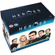 Heroes Coffret Intégrale (Séries 1 à 4)