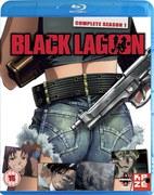 Black Lagoon - Seizoen 1