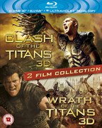 Clash of the Titans 3D / Wrath of the Titans 3D