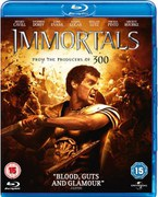 Immortals (Single Disc)