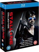 The Sylvester Stallone Kollketion Blu-ray