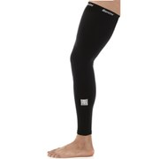 Santini Totem Knee Warmers - Black