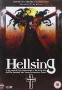 Hellsing - The Complete Original Series Collection