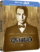 The Great Gatsby 3D - Limited Edition Steelbook (Bevat UltraViolet Copy)