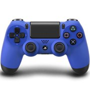Manette Sony PlayStation 4 DualShock 4 -Wave Blue