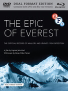 The Epic of Everest (Bevat DVD)