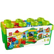 LEGO DUPLO My First: All in One Box of Fun Brick Set (10572)