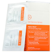 Dr Dennis Gross Skincare Alpha Beta Universal Daily Peel (Pack of 30, Worth $102)