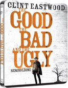 The Good, the Bad and the Ugly - Limited Edition Steelbook (Remastered) (UK EDITION)