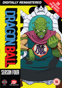 Dragon Ball - Seizoen 4 (Episodes 84-122)