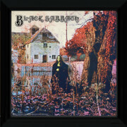 "Black Sabbath (Bravado) - 12"""" x 12"""" Framed Album Prints"