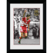 """Liverpool Rush - 16"""""""" x 12"""""""" Framed Photographic"""