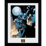 Batman Moonlit Kiss - 30 x 40cm Collector Prints