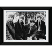 The Beatles Pose - 30 x 40cm Collector Prints